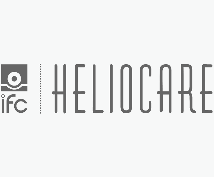 We work with - Heliocare