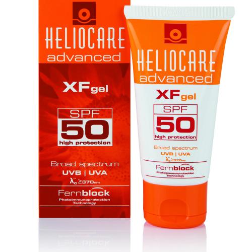 Heliocare Advanced_XFgel_Carton and Tube