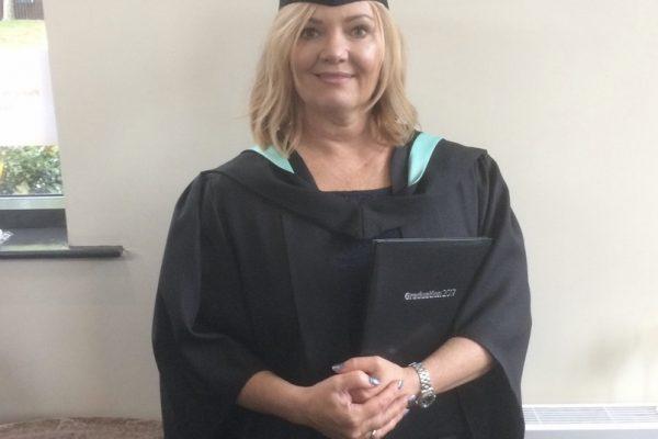 FIONA at Graduation