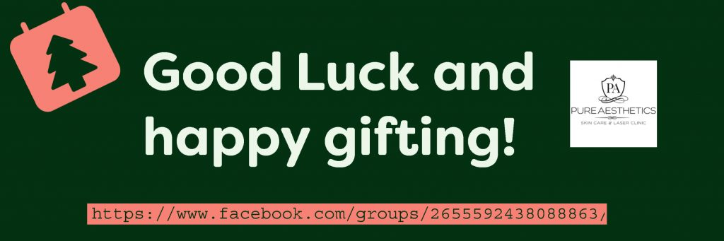 Banner - good luck